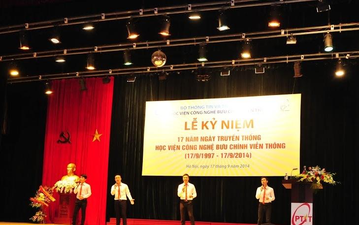 Chương trình khuyến học tại CDIT Training Center nhân dịp kỷ niệm ngày truyền thống Học viện