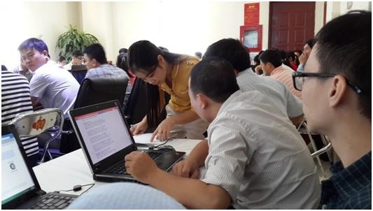 Cdit tham gia diễn tập ứng cứu An ninh mạng khu vực Asean – ACID 2014 (ASEAN CERT INCIDENT DRILL 2014)
