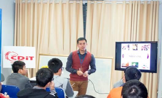 CDIT KHAI GIẢNG KHÓA NHIẾP ẢNH CƠ BẢN THÁNG 12/2014