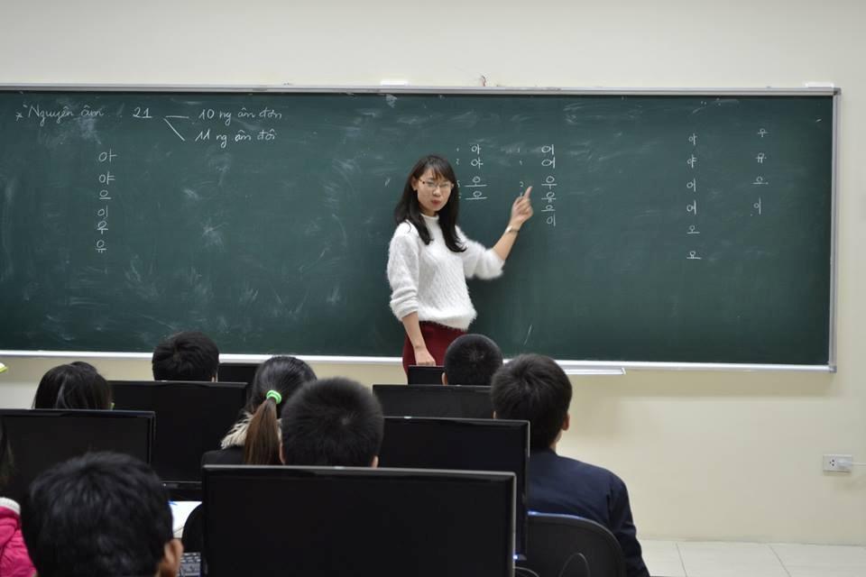 Khai giảng liên tục 2 khóa tiếng hàn (STP-Korean) tại học viện công nghệ BCVT