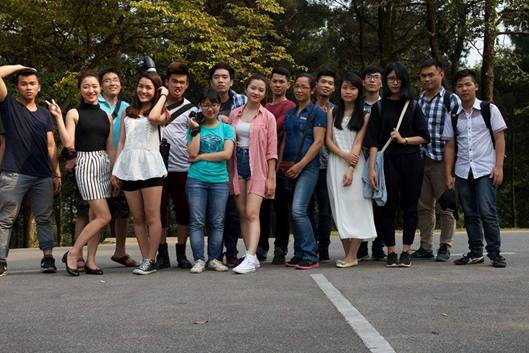 """Học viên lớp NHIẾP ẢNH CƠ BẢN – KHÓA 03: """"Với tôi đây không phải một lớp học, đây là một gia đình."""""""