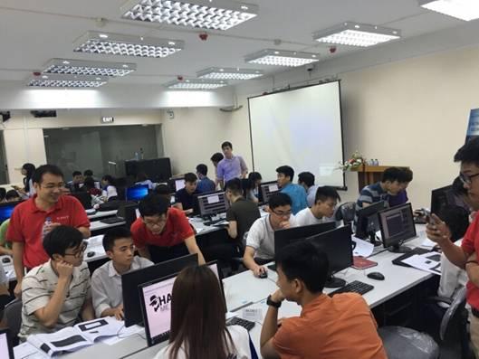 CDIT triển khai diễn tập An toàn thông tin cho sinh viên Học viện