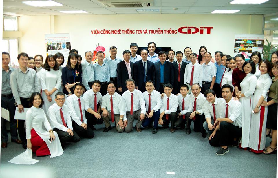 CDIT kỷ niệm 20 năm ngày thành lập
