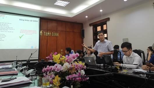 CDIT tham gia giới thiệu giải pháp cho Đô thị thông minh tại Hội nghị các giải pháp CNTT cho Đô thị thông minh tại Thái Bình